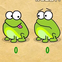 Click the Frog