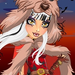 Ever After High Cerise Hood Rebel Style