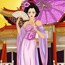 History Dress Up Chinese Dynasty