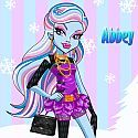 Monster High Abbey Bominable Dress Up