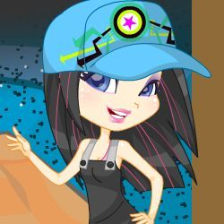 Skatergirl Kimmi Dress Up