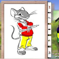 Stuart Little 2 Color